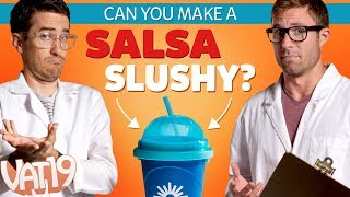 Burning Questions: The Slushy Maker