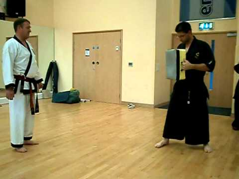 Tang Soo Do Ki Energy Techniques
