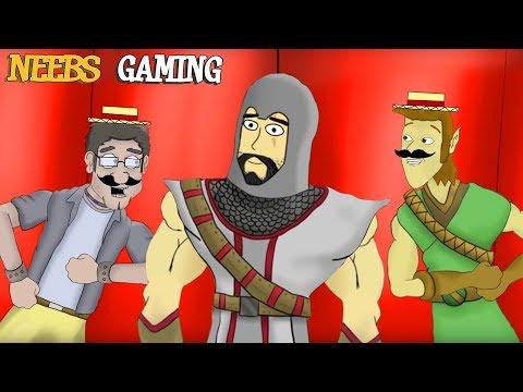 NEEBSTERPIECE THEATRE (Neebs Gaming Animated)