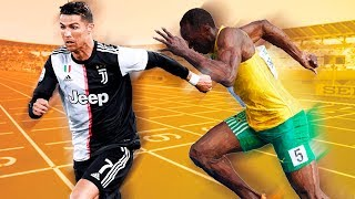 How fast do the fastest players in the world run? - Oh My Goal