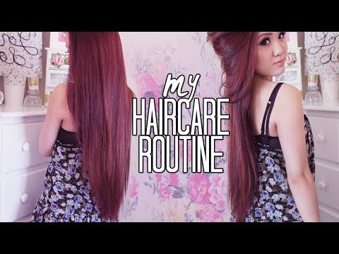 My Hair Care Routine For Long, Healthy Hair! video