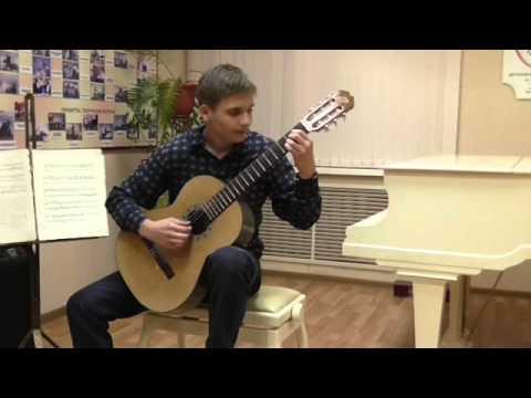 Михаил Тимофеевич Высотский - Красный Сарафан