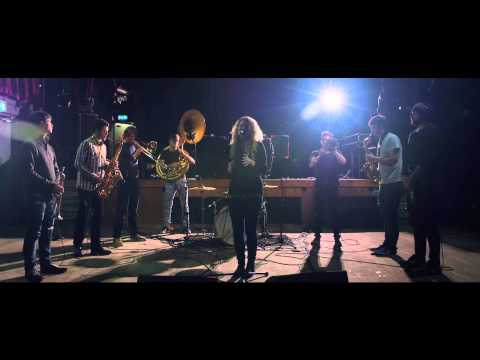 Booka Brass Band and Hannah Grace - Crazy in Love