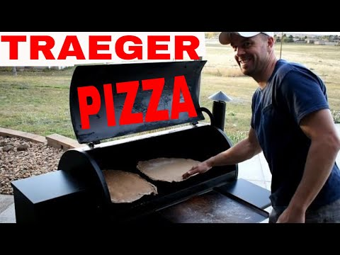 Homemade Pizza on the Traeger Grill