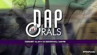 3rd Oral Arguments on the Constitutionality of the Disbursement Acceleration Program (DAP)