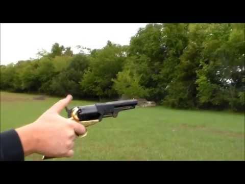 1851 Navy Black Powder Revolver
