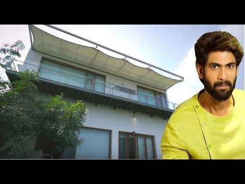 Rana Daggubati Luxury Life | Net Worth | Salary | Business | Cars | House | Family | Biography thumbnail