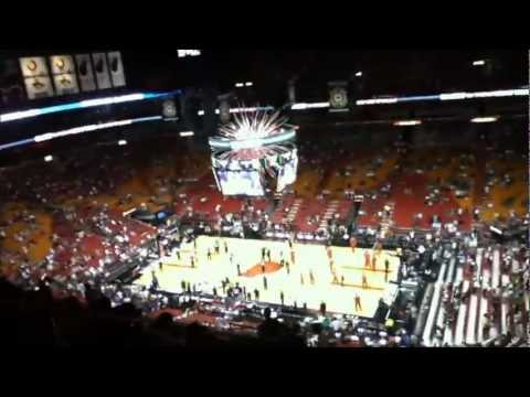 Portland Trailblazers vs. Miami Heat