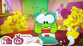 Om Nom Stories: Experiments
