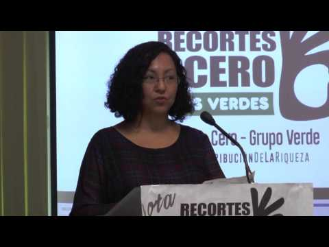 Adriana Paredes, candidata al Congreso por Valencia