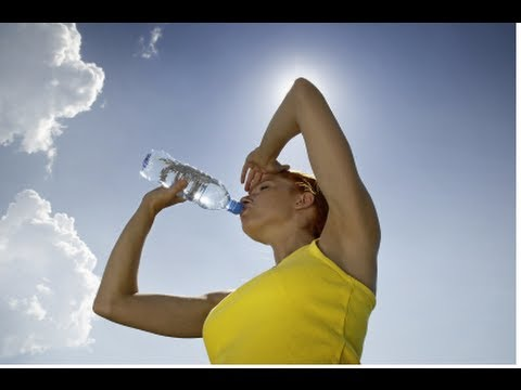 How To Drink Water To Lose The Weight