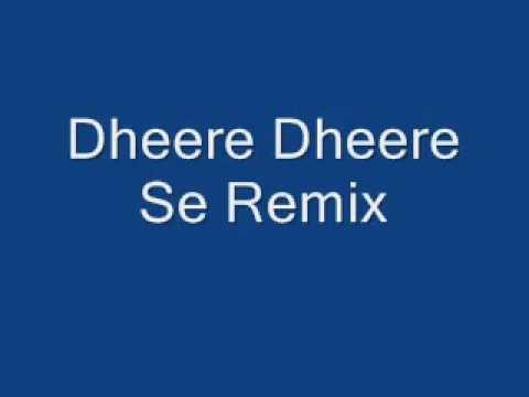 Dheere Dheere Se Meri Zindagi - Aashiqi-remix2.flv video