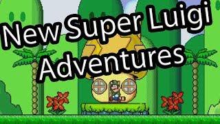 New Super Luigi Adventures