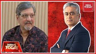 Actor Amol Palekar Speaks To Rajdeep Sardesai On NGMA Speech Controversy