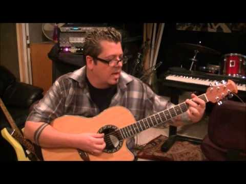 REO Speedwagon - Take It On The Run -Acoustic Guitar Lesson By Mike Gross