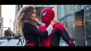 SPIDERMAN FAR FROM HOME KISSING SCENE 2019