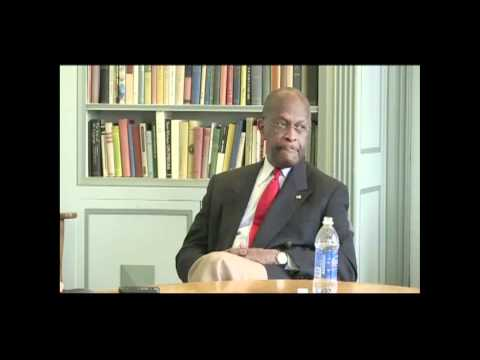 Herman Cain Embarrasses Himself Over Libya