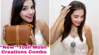 Tosh Mosh Creations | Unboxing & Review | First on YouTube | Combos Starting @599/- Instagram Store