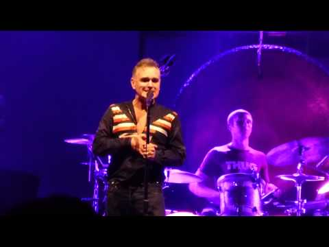 Morrissey - To Give (The Reason I Live) (live from Tel Aviv 2012)