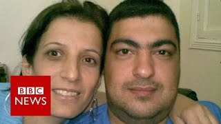 Syria war: Love and loss on Lesbos - BBC News