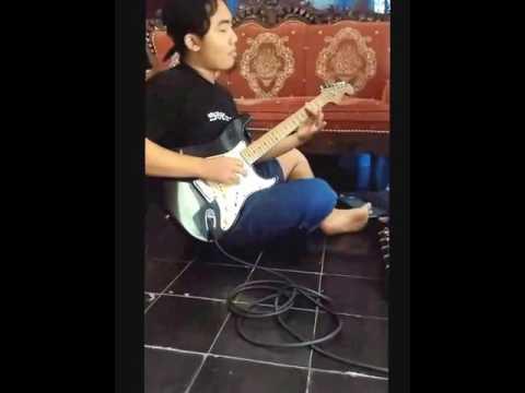 Zakia solo gitar instrumental gitaris dangdut indonesia