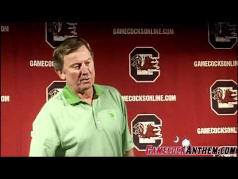Steve Spurrier upset with writer