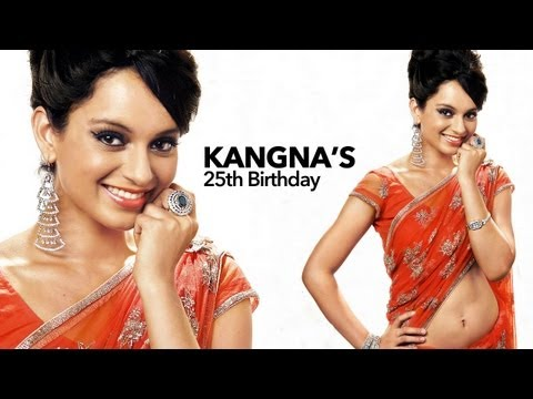 Kangna Ranaut Celebrates 25th Birthday!