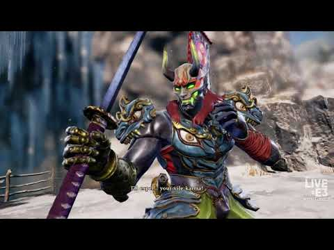 Soulcalibur 6 Developer Interview with Bandai Namco Producer Motohiro Okubo