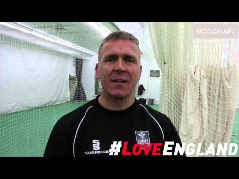 Nasser Hussain, Michael Vaughan and Alec Stewart message to England team