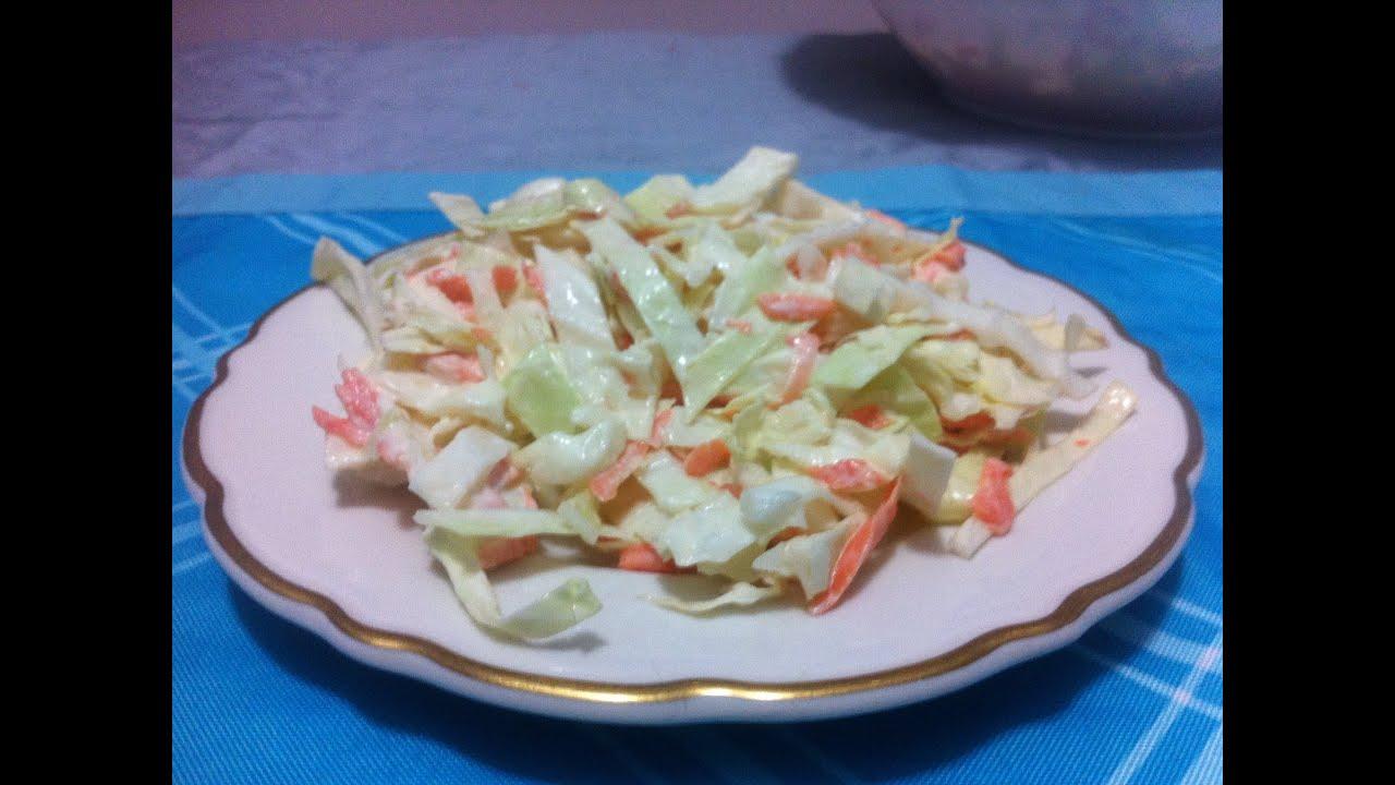 Receta ensalada de col y zanahorias coleslaw recipe - Ensalada de zanahorias ...