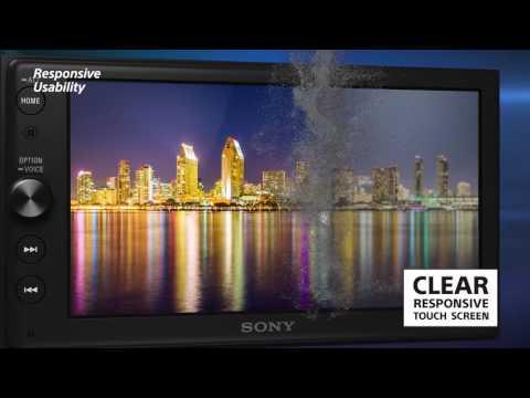 Sony XAV-AX100 - Android Auto & Apple CarPlay