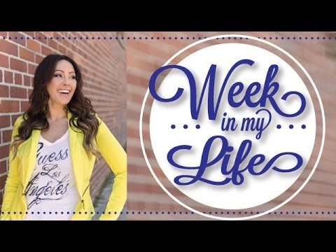 Week in My Life- My class & behind the scenes at California office! { Makeup Geek }