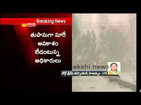 No cyclone threat to Coastal Andhra - India Meteorological Department