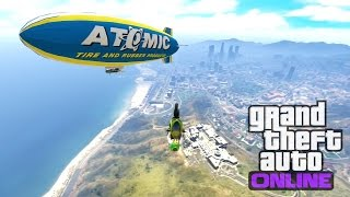 GTA 5 - Top 10 SUPER STUNTS !