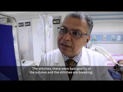 Healthcare crisis in Venezuela