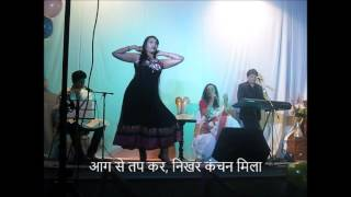 Manoshi Chatterjee Poetry Song Recitation