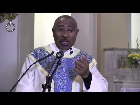 """Crowning + """"Mary - True Ark of the Covenant"""": Homily by Fr Linus Clovis. A Day With Mary"""