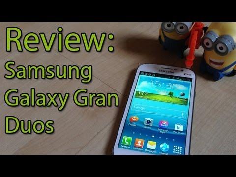 Prova em vídeo: Samsung Galaxy Gran Duos | Tudocelular.com