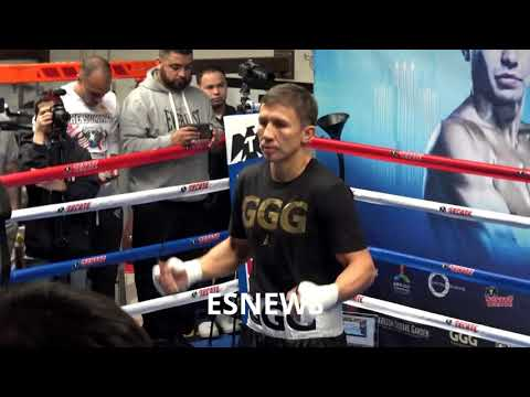 (160 King) Canelo vs Gennady Golovkin 2 Who Will Win - esnews boxing