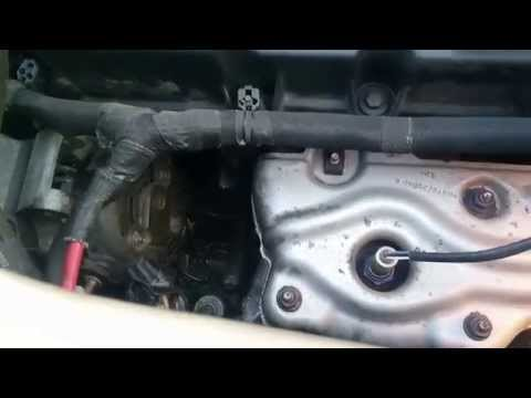 Thermostat Chrysler Sebring 2.7 change.