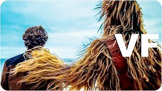 SOLO A STAR WARS STORY Bande Annonce VF (2018)