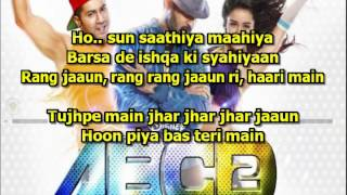 Download Sun Saathiya karaoke Karaoke 3Gp Mp4