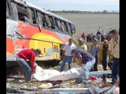 Accidentes De Autobuses En M�xico 4 Primera Parte