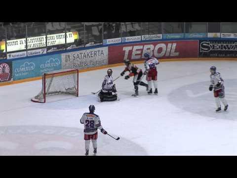KooKooTV: KooKoo-TuTo Hockey 3-2, 5. v�lier�, ottelukooste 31.3.2015