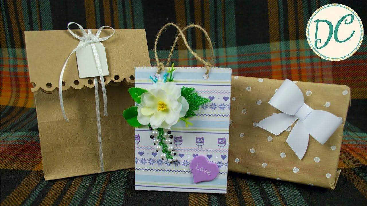Как интересно украсить коробку для подарка 19