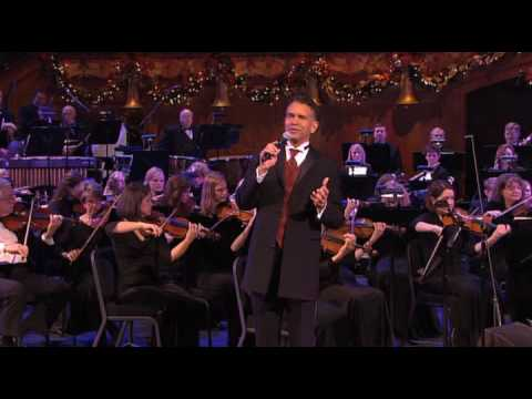 Sleigh Ride Brian Stokes Mitchell with the Mormon Tabernacle Choir Christmas