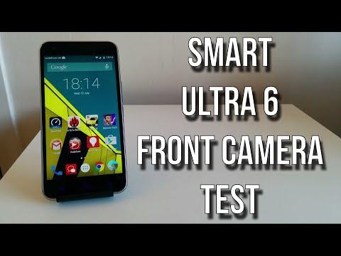Vodafone Smart ultra 6 Front Camera Test Photo & Video Samples