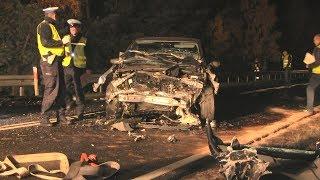 Celestyny: Trzy osoby nie żyją. Oto tragiczny bilans sobotniego wypadku