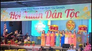 PHÓNG SỰ CỘNG ĐỒNG: Cộng đồng Việt Nam ở Atlanta tổ chức 4 ngày hội chợ mừng Xuân Kỷ Hợi 2019