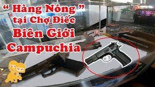 """Săn """" HÀNG NÓNG """" tại Biên Giới Việt Nam - Campuchia và cái kết - Xe Ôm Vlog"""